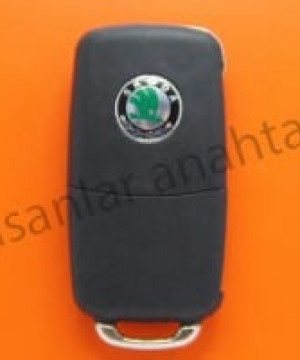 Skoda Roomster Anahtar