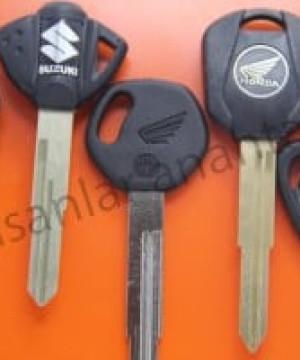 Motosiklet Anahtarları