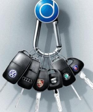 Subaru Forester Anahtar