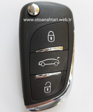 Peugeot 2008 Anahtar