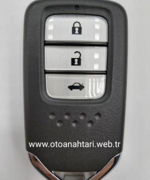 Honda Civic Anahtarsız Çalıştırma