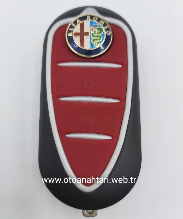 Alfa Romeo Anahtar