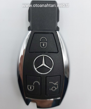 Mercedes Anahtarı