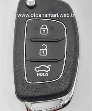 Hyundai i20 Anahtarı