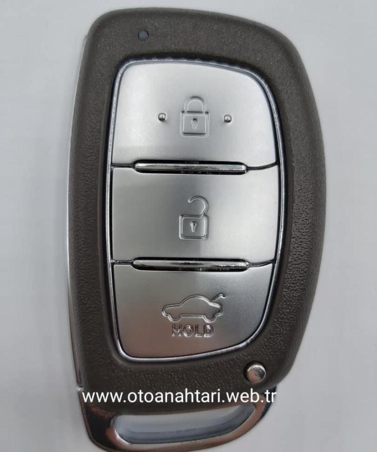 Hyundai Tucson Anahtar