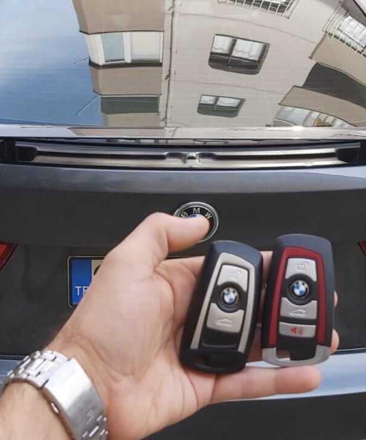 Otomobil Anahtarı Yedek Yapımı
